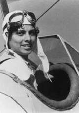 Willa Brown Courtesy of womenaviators.org